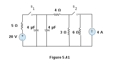 First Order Resistor Capacitor Parallel Circuit