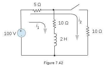 First Order Resistor Inductor Series Circuit