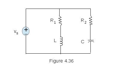 Impedance Problem 4.36