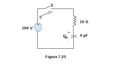 First Order Circuit