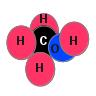 Structural Formula Methanol