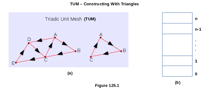 Triadic Unit Mesh - Constructing With Triangles