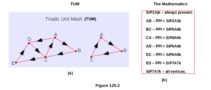 Triadic Unit Mesh - The Mathematics